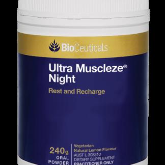 BioCeuticals Ultra Muscleze Night (240g)