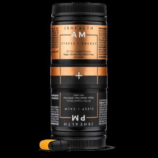 JSHealth AM + PM Multivitamin 60 Tablets