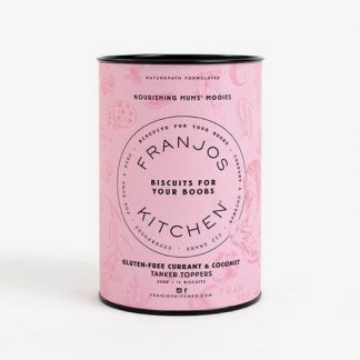 Franjo's Kitchen - Tanker Topper Biscuits - Currant and Coconut (GF)