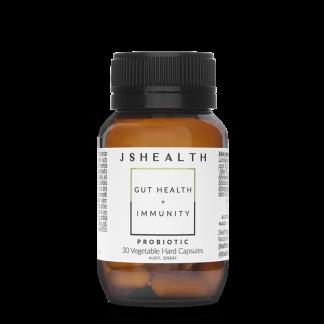 JSHealth Gut Health & Immunity 30 Tablets