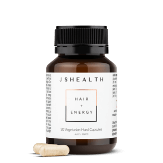JSHealth Hair & Energy 30 Capsules