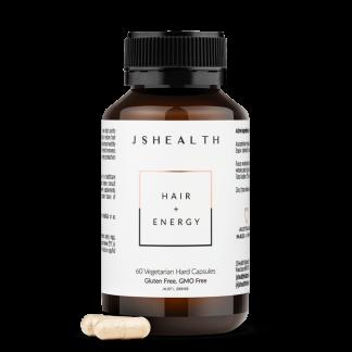 JSHealth Hair & Energy 60 Capsules