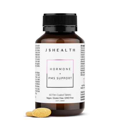 JSHealth Hormone & PMS Support 60 Tablets