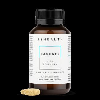 JSHealth Immune High Strength 60 Tablets