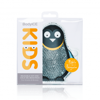 BodyICEKids Reusable Ice And Heat Pack - Pablo The Penguin