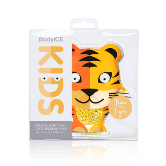 BodyICEKids Reusable Ice And Heat Pack - Timo The Tiger