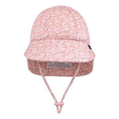 Bedhead Girls Legionnaire Hat 'Sophia' Print - 52cm / 2-3 Years / L