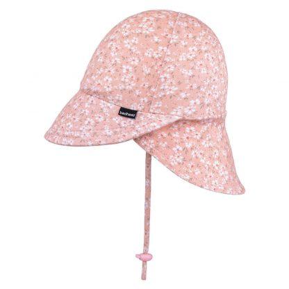 Bedhead Girls Legionnaire Hat 'Sophia' Print - 54cm / 3-6 Years / L