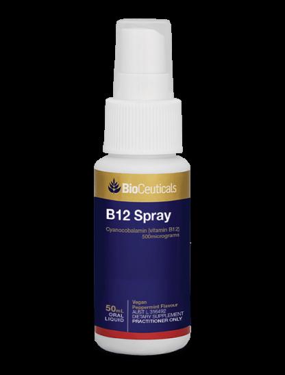 BioCeuticals B12 Spray (50ml)