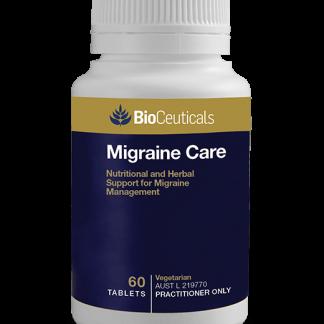 BioCeuticals Migraine Care (120)