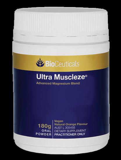 BioCeuticals Ultra Muscleze (180g)