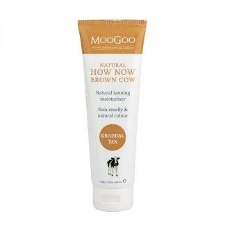MooGoo Gradual Tanning Moisturiser 120g